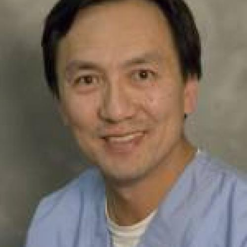 Dr. David Wong Headshot